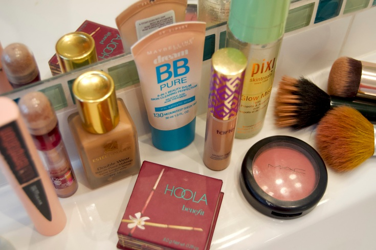 current everyday makeup routine candidly alana